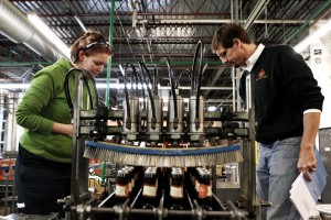 A bevy of new beer bottles flows from St. Louis brewers