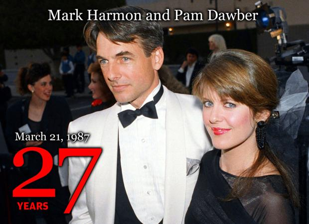 Mark harmon sons ty and sean for Is mark harmon still married to pam dawber