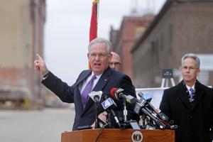 Bernie: Will lawsuit doom STL stadium project?