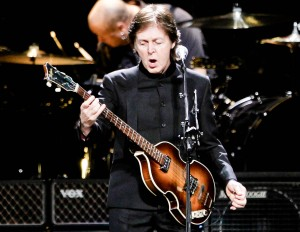 Paul McCartney performs at Scottrade