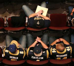Media Views: Jilted Rams fans still watch team