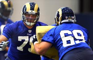 5 Questions: Rams' rookie tackle Rob Havenstein