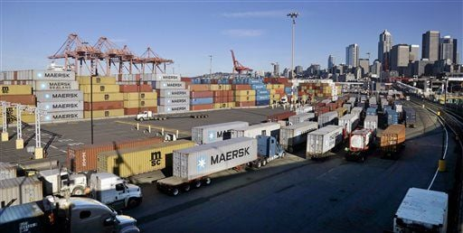 Forex cargo seattle wa