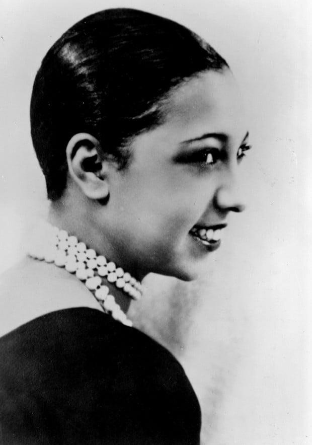 A Look Back • Josephine Baker returns, rips St. Louis ... Josephine Baker