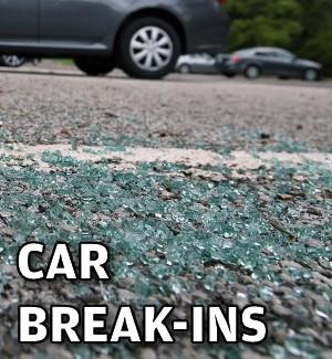 St. Charles neighborhood hit by string of vehicle break-ins