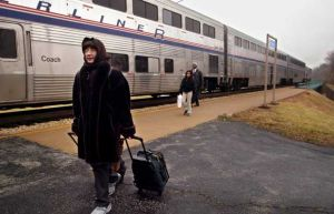 Amtrak funding on the line in final days of Illinois budget battle