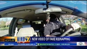 Video: Is this kidnapping stunt 'educational' or just plain stupid