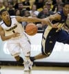 Missouri beats Navy in men's basketball