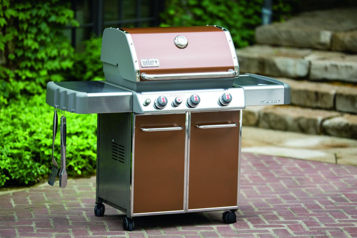 Get Your Grill On ~ Get your grill ready for summer home and garden