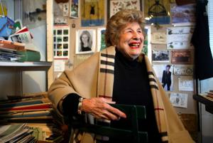 Evelyn Newman: Queen of St. Louis fundraising has died