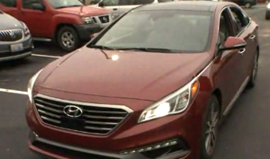 Driving With Dan: 2015 2.0T Hyundai Sonata