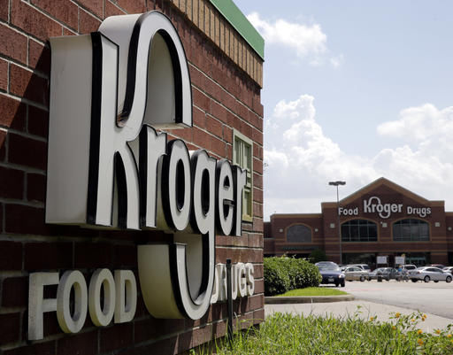 Kroger Co Shares Fall On Tepid Comps, Outlook
