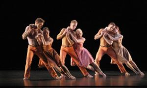 Paul Taylor Dance Company brings grace and exuberance to the Touhill