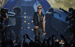 Scenes from the Billboard Music Awards