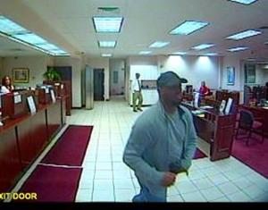 Florissant police looking for man who robbed bank Friday afternoon