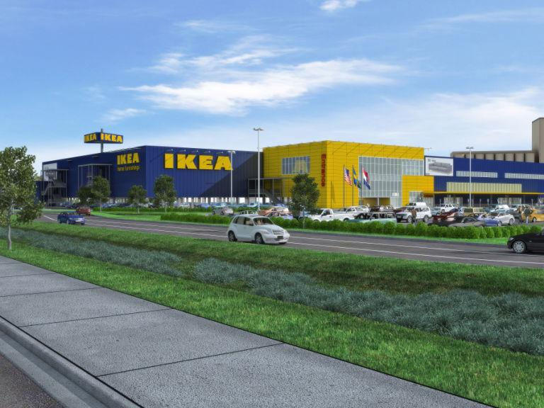ikea makes it official st louis store to open in fall of 2015 business. Black Bedroom Furniture Sets. Home Design Ideas