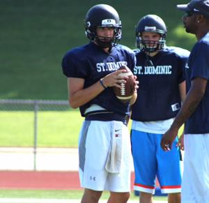 Fitzgerald leads St. Dominic with competitive edge