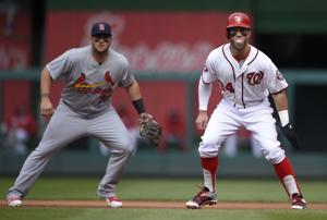 Goold's game blog: Wacha pitches to the Max, leads Cards to win