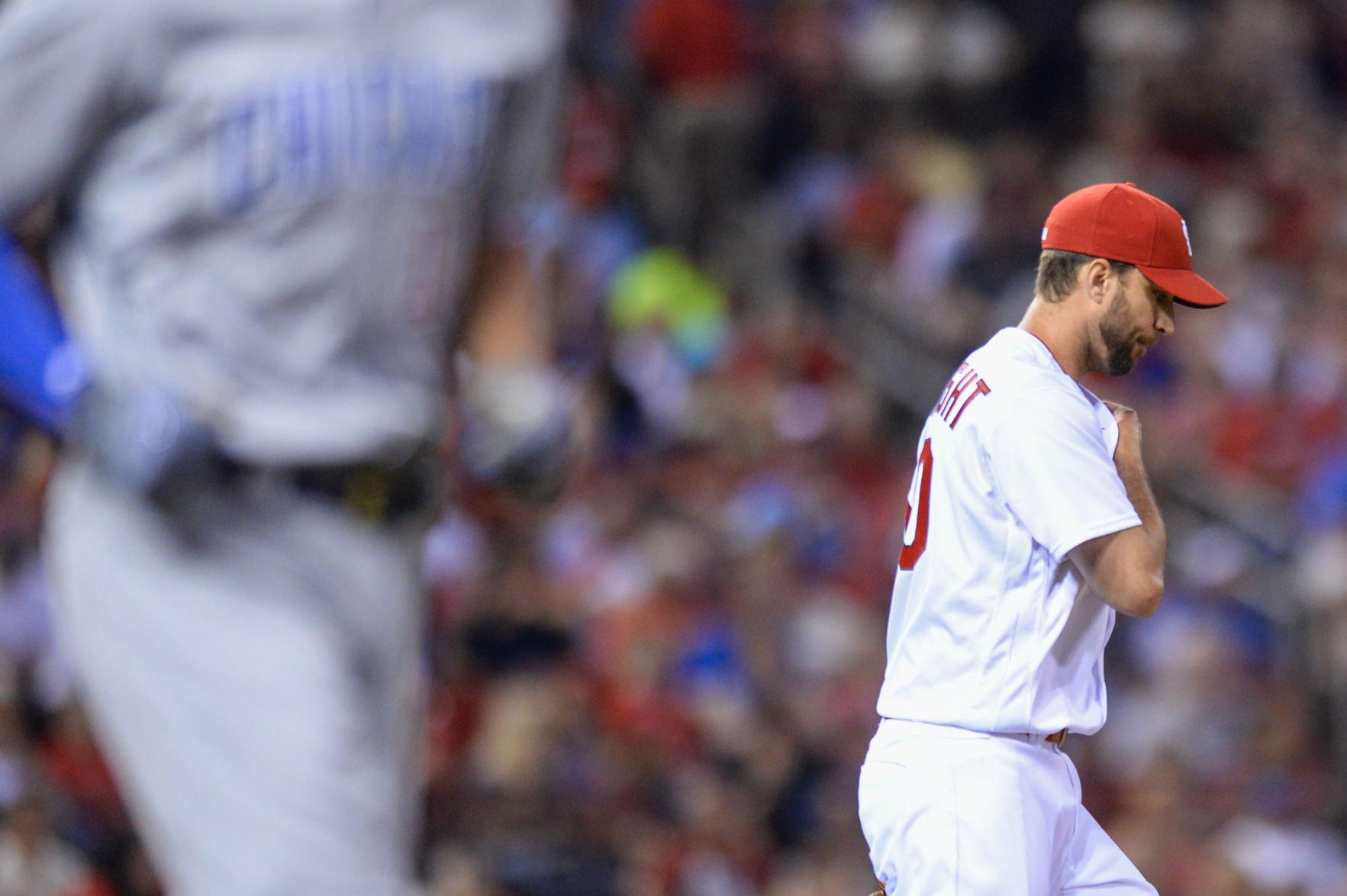 Don't raise strike zone, Wainwright says