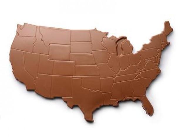 Baileys Chocolate Bar Makes Food Network S Chocolate Map Entertainment