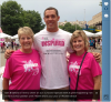 Race for the Cure reader pics