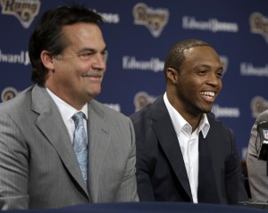 With new players, Rams' offensive philosophy could do a 180