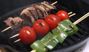 Kebabs! Perfect for Labor Day grilling