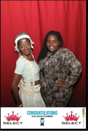 See who stepped into the Go! List photo booth