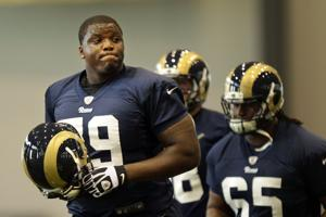 Gordon: Let's hope Rams are still looking to bolster offensive line