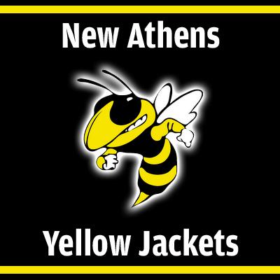 Yellow Jacket Logo New Athens Yellow Jackets Logo