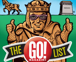 The Go! List 2014: STL's best in arts and entertainment