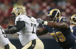 Rams Notebook: Robinson won't start Week 1