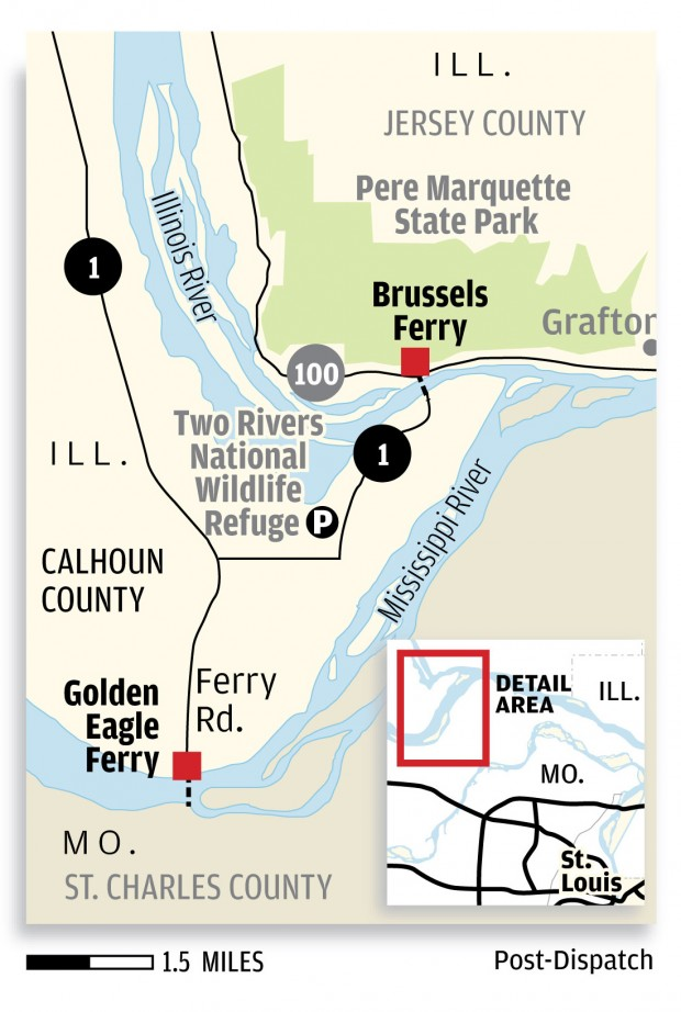 trail of the week  a calhoun county ferry ride   lifestyles