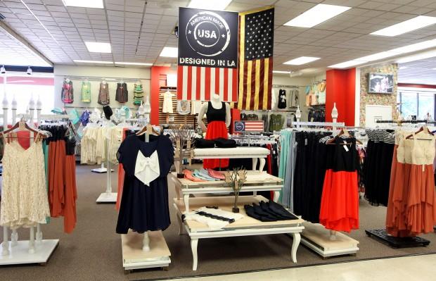 Designer Clothes Wholesale St. Louis Made