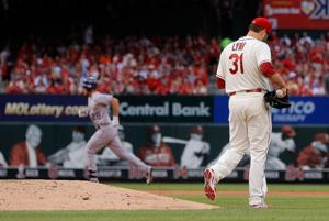 Cardinals get rocked in 6-2 loss