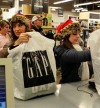 Retailers one-up each other for Black Friday shoppers