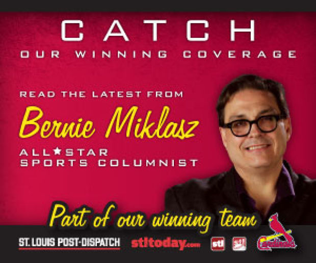 Enjoy Breakfast with Bernie and get all the latest news in St. Louis Sports!