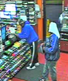 St. Charles police seeking suspect in gas station strong-arm robbery