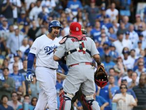Cards, Dodgers separated by one game over 123 seasons