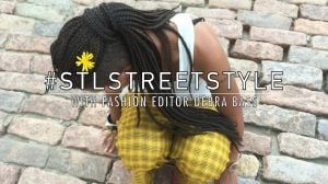 #STLStreetStyle: Janee Hardy and unconventional hip hop vintage