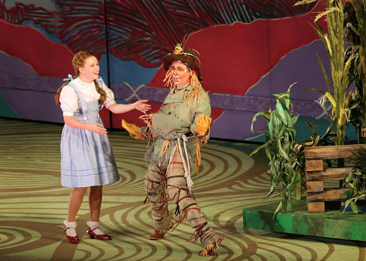 Behind the curtain wizard of oz - The Wizard Of Oz 98th Season Of The Muny
