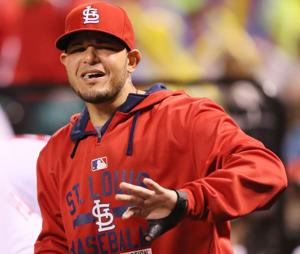 Molina cleared for attempt to be on playoff roster