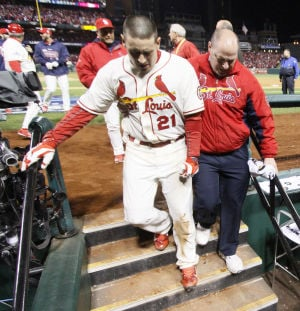 Cardinals trainer Greg Hauck resigns