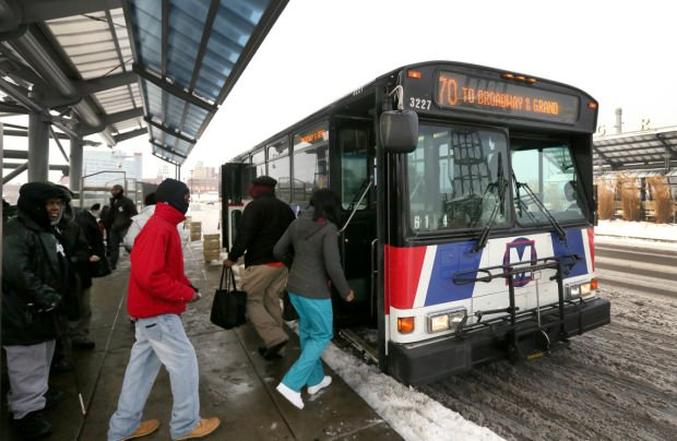 Metro sets meeting dates for proposed fare increases