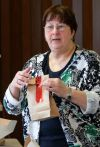Nurses learning forensics to collect evidence from crime victims
