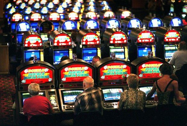 Saint louis slot machine