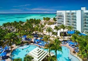 Today I'd go ... to Aruba