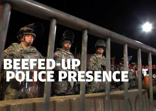 Arrests in Ferguson, Brentwood as protests continue