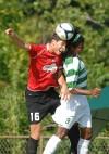 Lions-Menace soccer