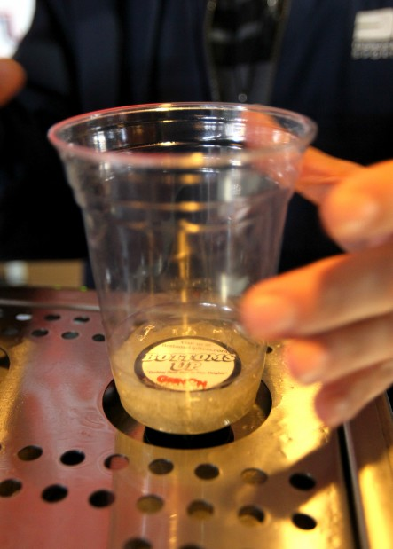 Bottoms Up Draft Beer On Tap At Busch News